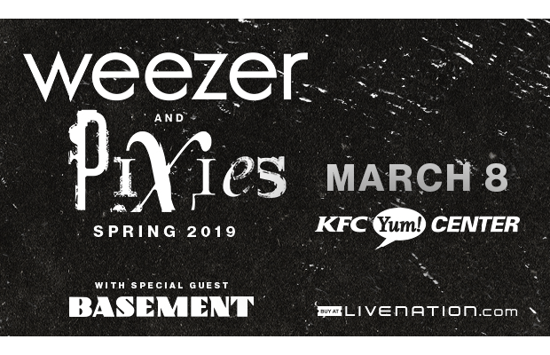 WIN: Weezer & Pixies Text to Win Contest