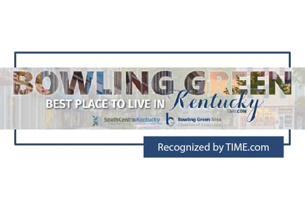 Bowling Green Recognized as the Best Place to Live in Kentucky