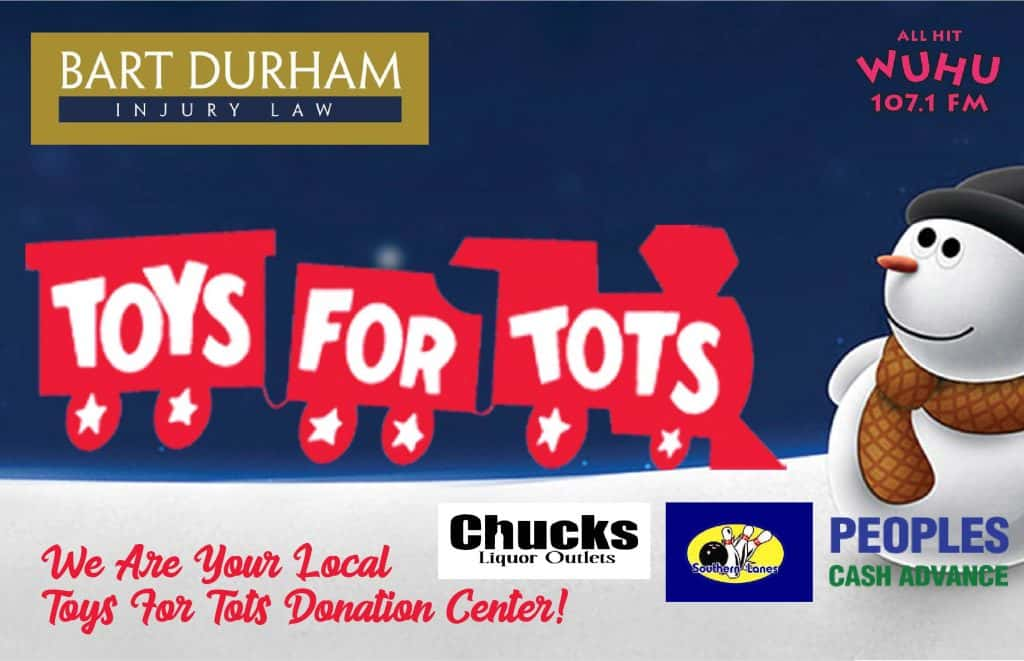 Community Initiative: Toys for Tots