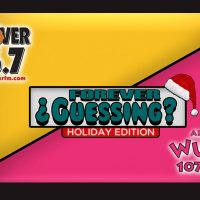 Forever Game Show - Holiday Edition