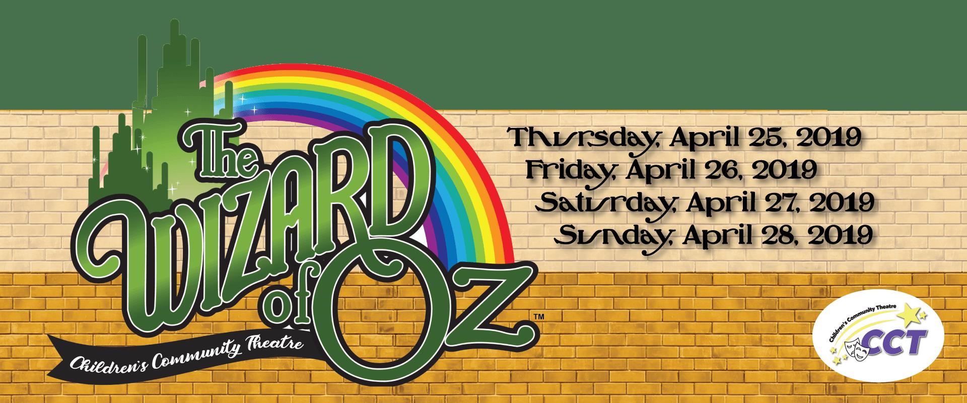 Children S Community Theatre Wizard Of Oz 94 9 Wdkb