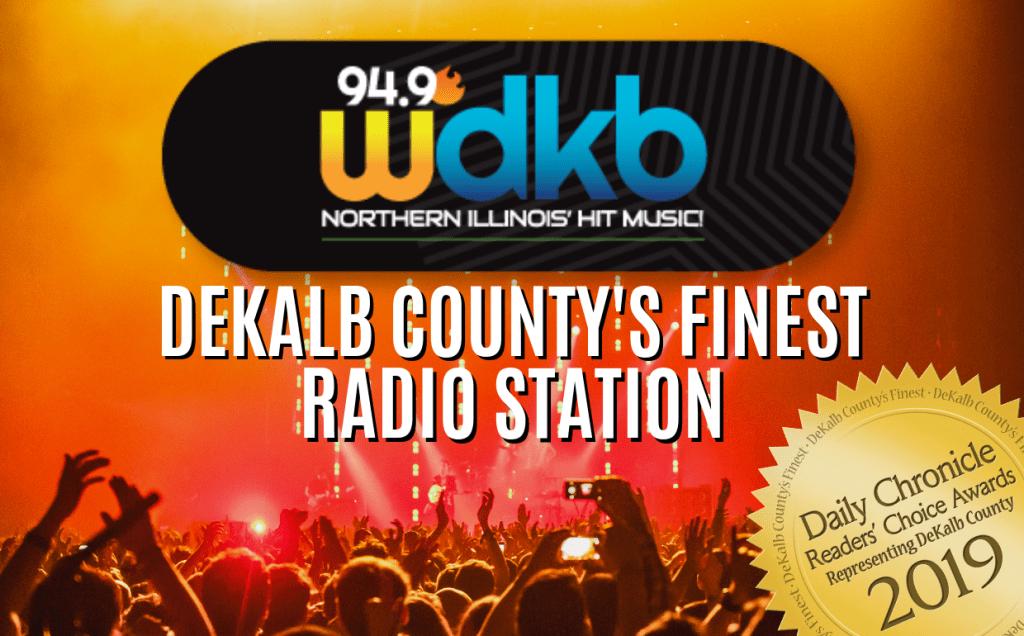 WDKB 94 9 FM - Northern Illinois' Hit Music!