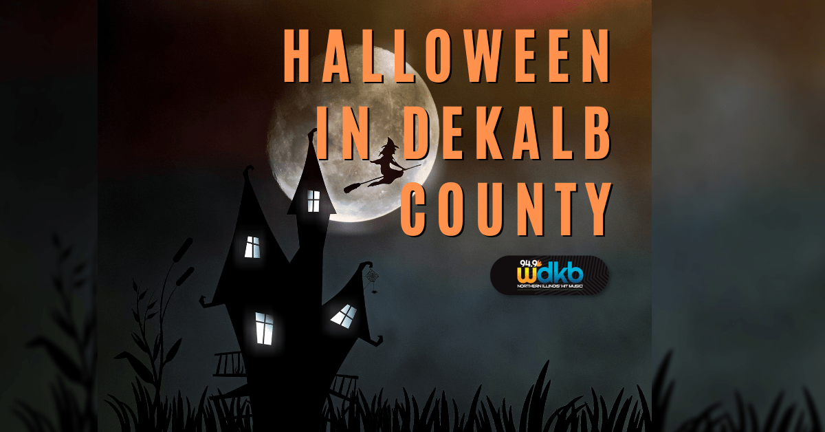 Dekalb Il Halloween 2020 WDKB 94.9 FM   Northern Illinois' Hit Music!
