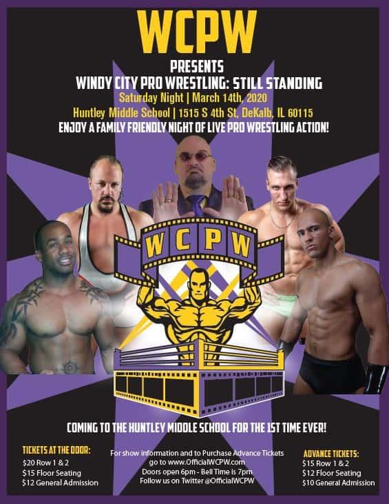 Dekalb Il Halloween 2020 Windy City Pro Wrestling   94.9 WDKB