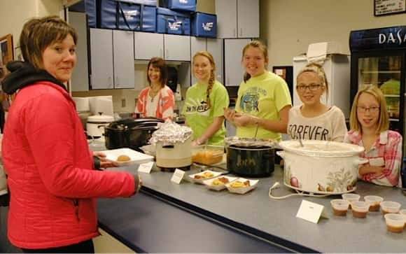Concession Food Expo Held in Valley City   News Dakota
