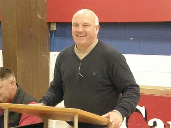 Dakota Plains Ag General Manager Dennis Novacek.
