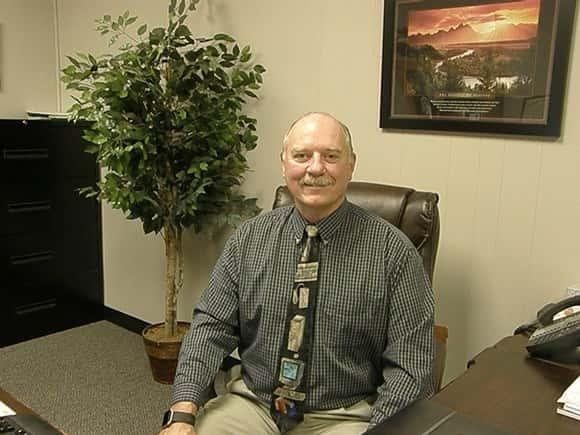 Sheyenne Valley Area Career & Technology Center Director Jeff Bopp.