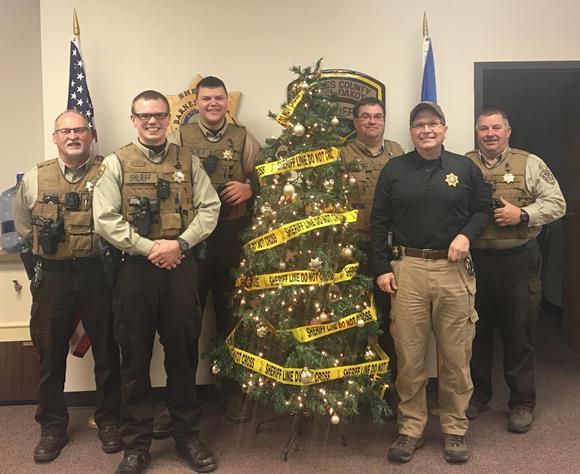 Barnes County Deputies Secret Santa Program Seeks ...