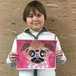 Addison Leohr-Spotlight Art Winner.