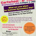 Cartwheel-A-Thon