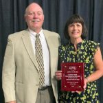 Jeff Bopp & Kalyn Botz: NDACTE Innovative Program of the Year Workplace Development Kalyn Botz.