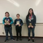 20200205_144226: 1st – 3rd for 5th and 6th grade. Cole Haugen, Gracie Enger, Colin Hoff