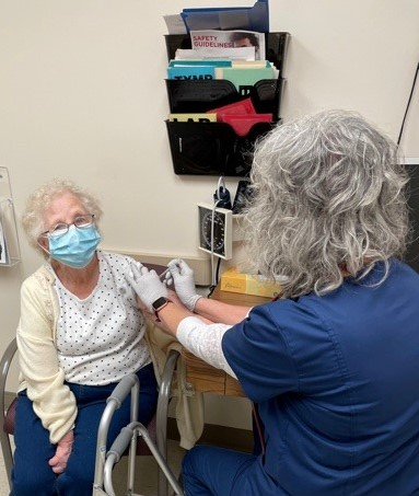 Vaccinations Best Way to Prevent COVID Illness From New Variant