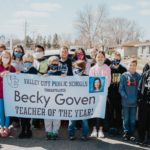 Becky Goven: Named Teacher of the Year