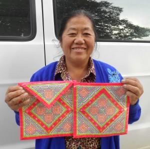 Hmong Needlework