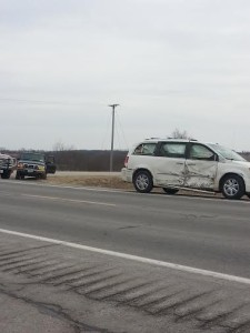 Accident At 195th And Highway 92 Sends One Child To Pella Regional