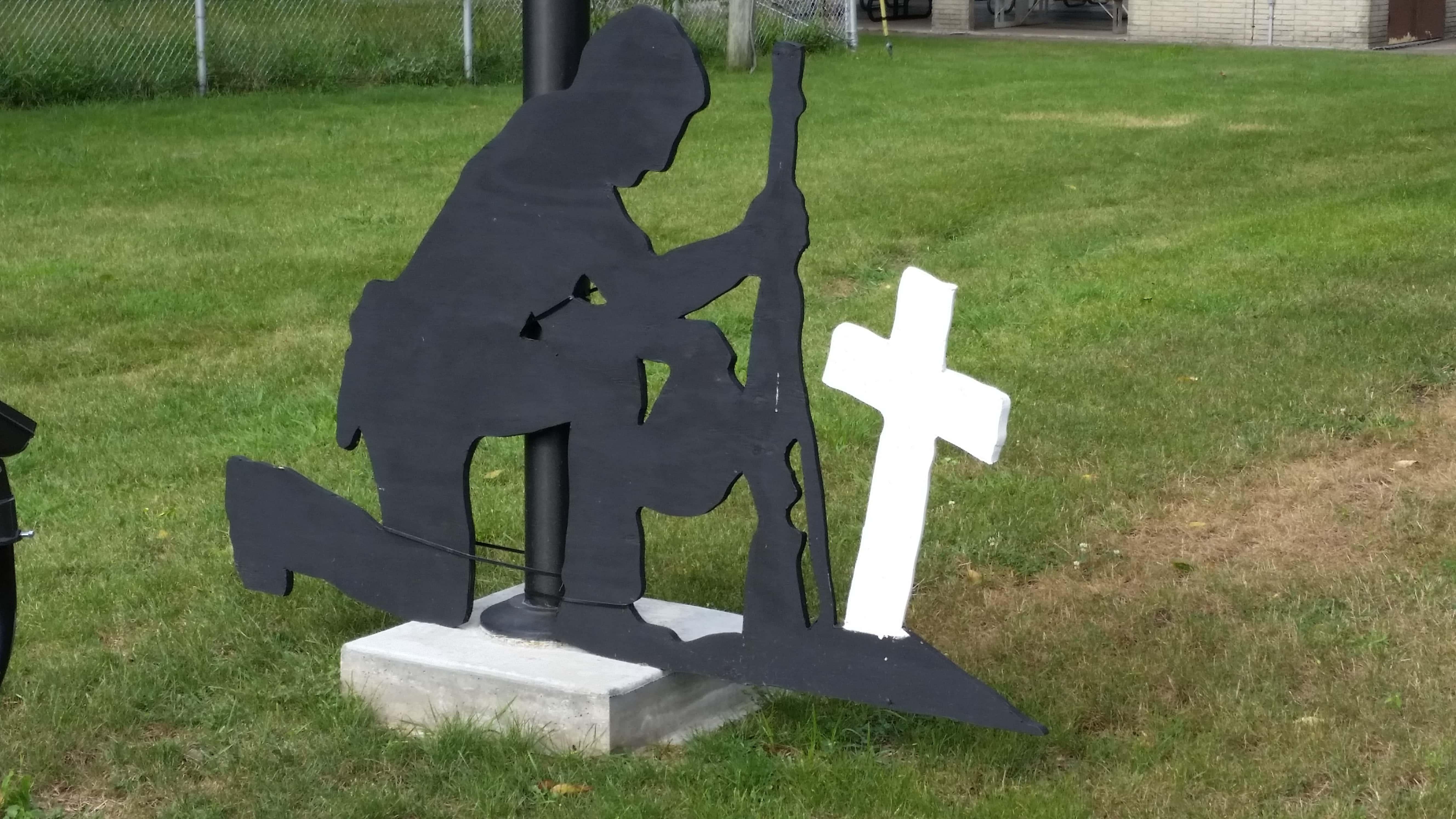 Freedom Rock Fallen Soldier