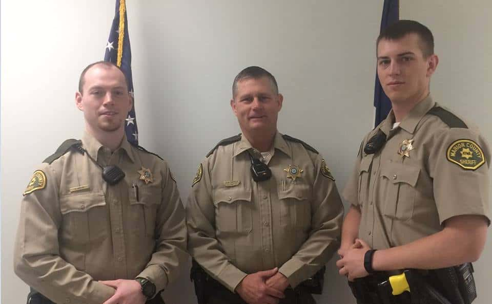 New Marion County Sheriff Deputy is a Knoxville Native