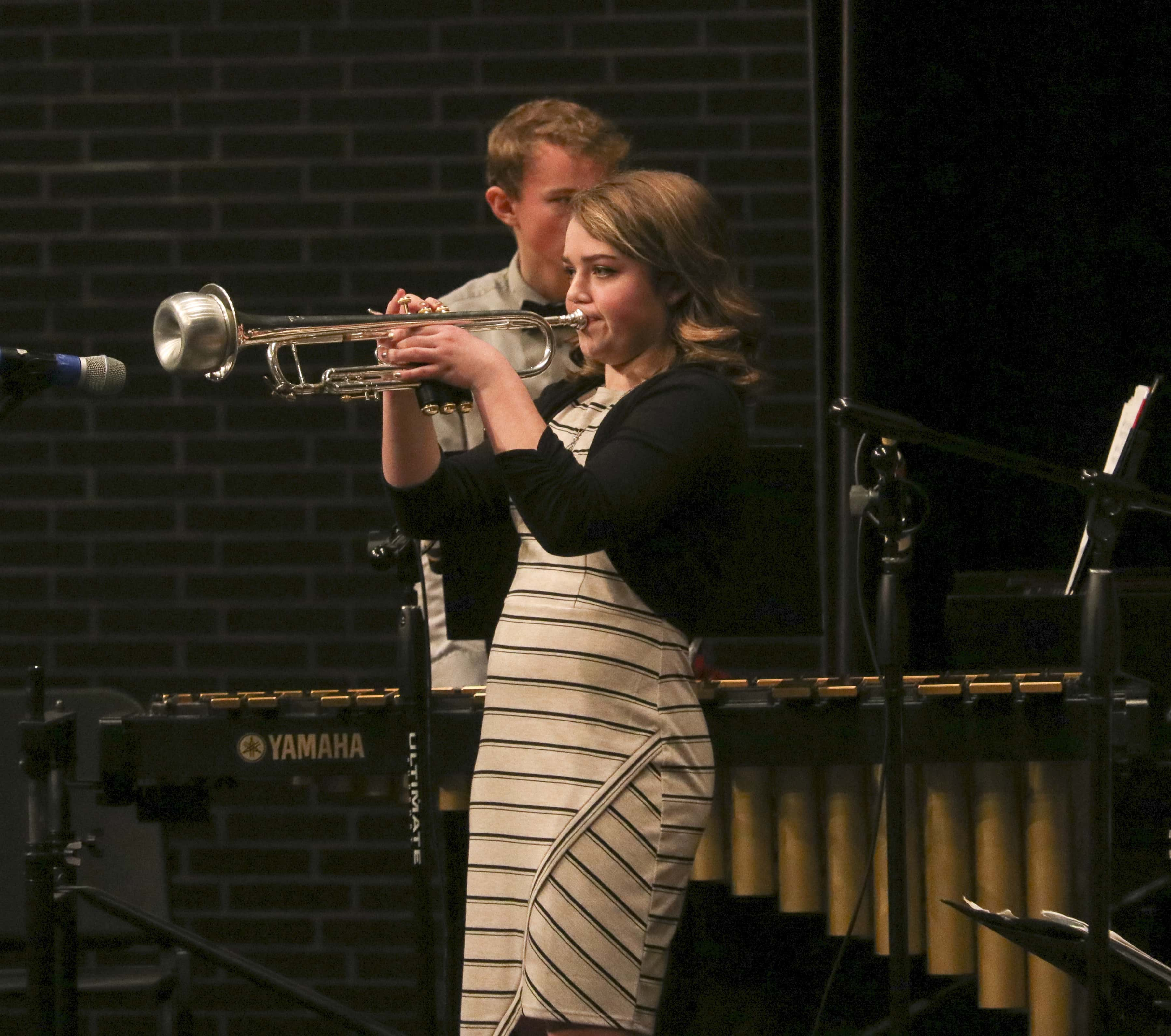 Annaleigh Babcock Selected for Honor Band of America - Pella
