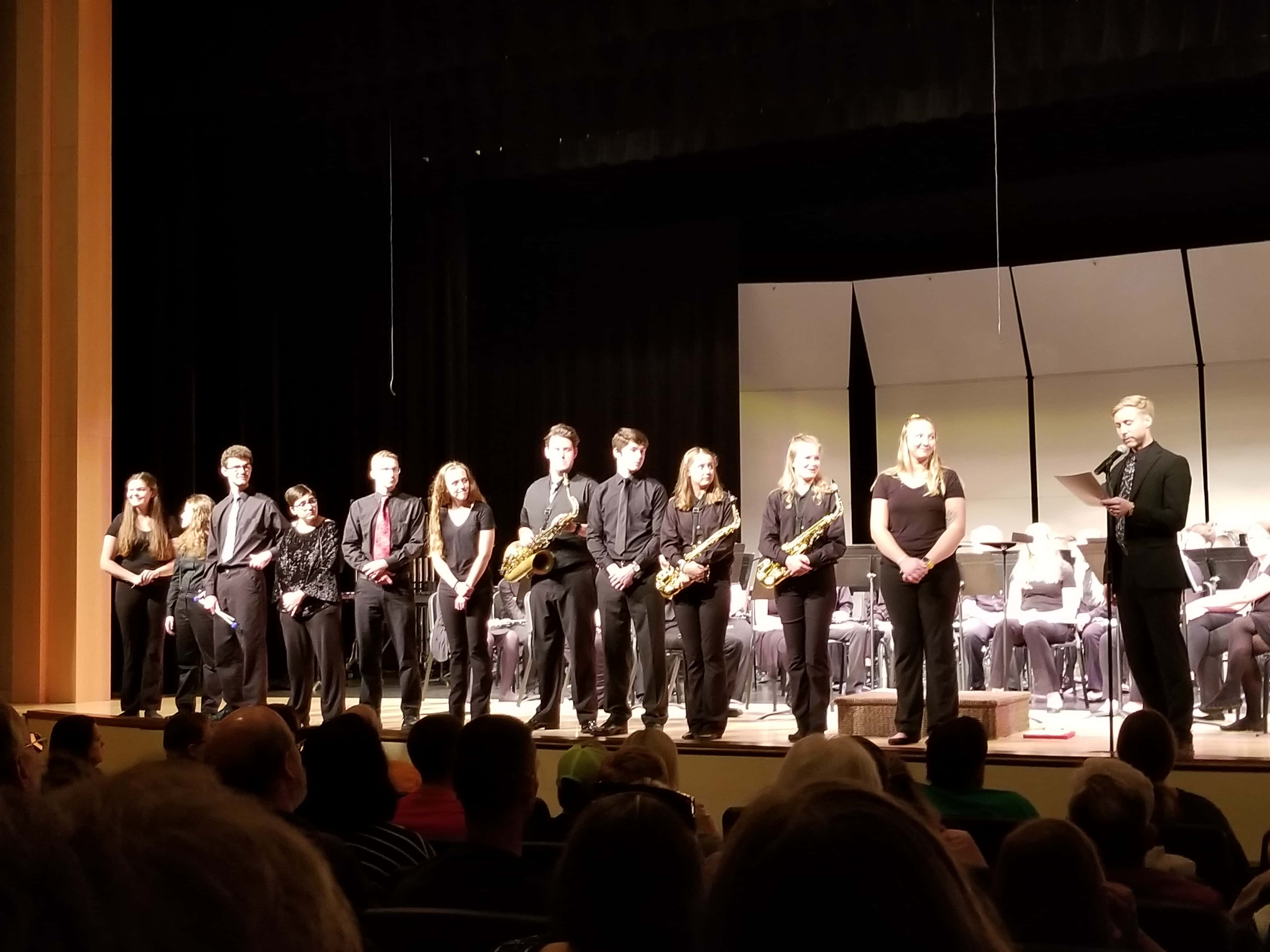 Knoxville All-Band Concert Starts Busy Week for Knoxville