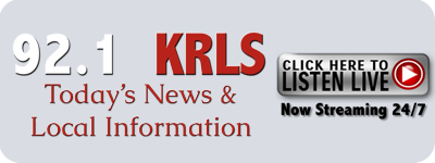 Click to stream KRLS live.