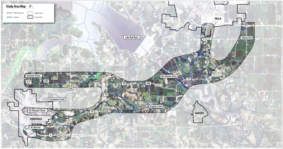 Knoxville Traffic Map.Traffic Study Open House In Knoxville On Wednesday Knia Krls Radio