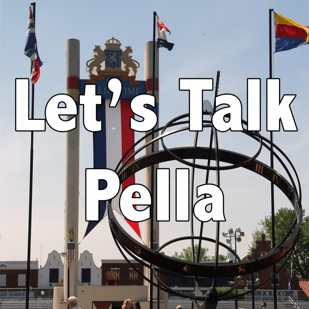 Let's Talk Pella – Tour de Toren