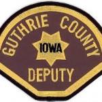 Guthrie Co. Iowa Deputy