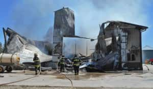 Storage Fire in Boone Co pic 2