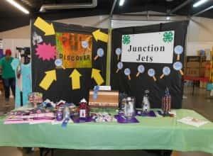 Junction Jets