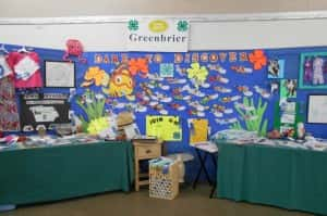 Greenbrier Booth
