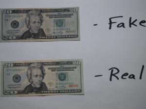 Counterfeit Money Prevalent in Greenfield | Raccoon Valley
