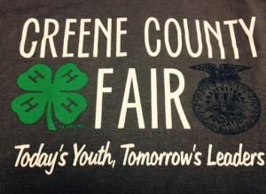 2015 Greene Co Fair Logo
