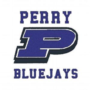 Perry Bluejays Logo