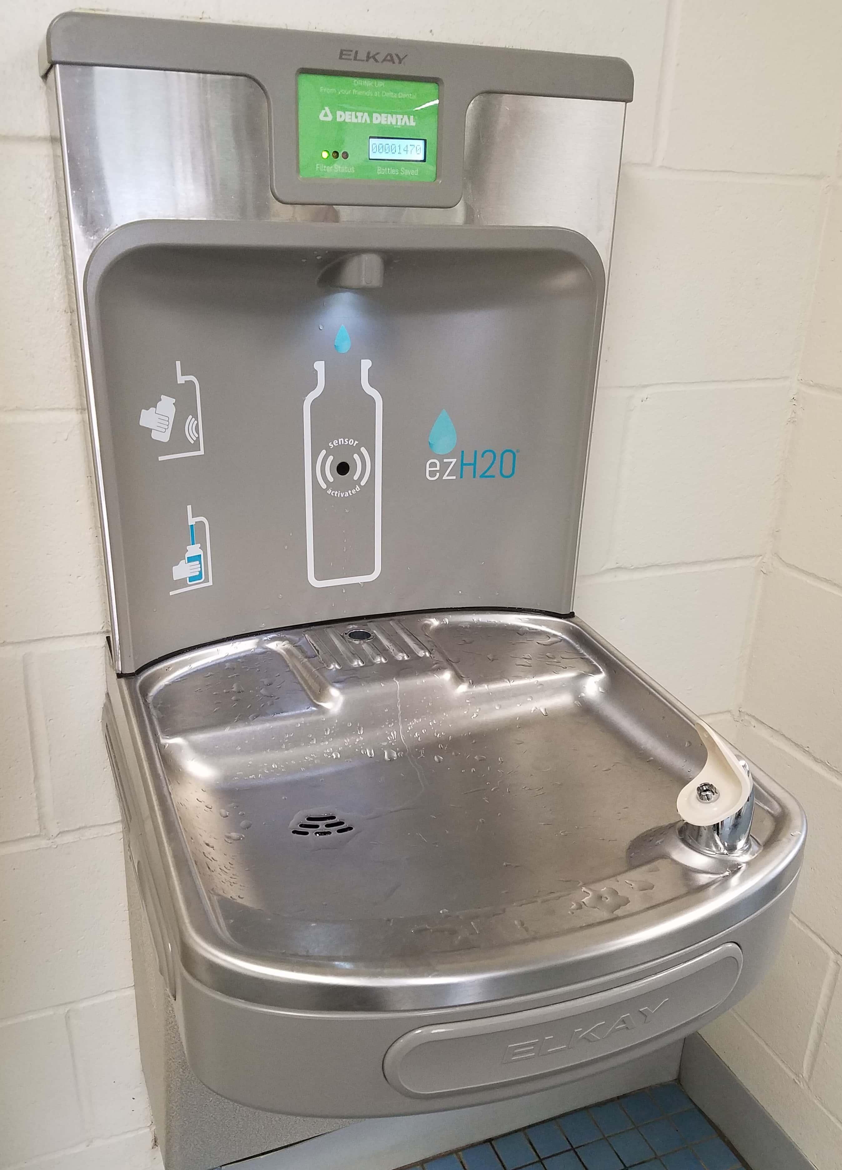 Greene County Elementary Receives Grant for New Bottle