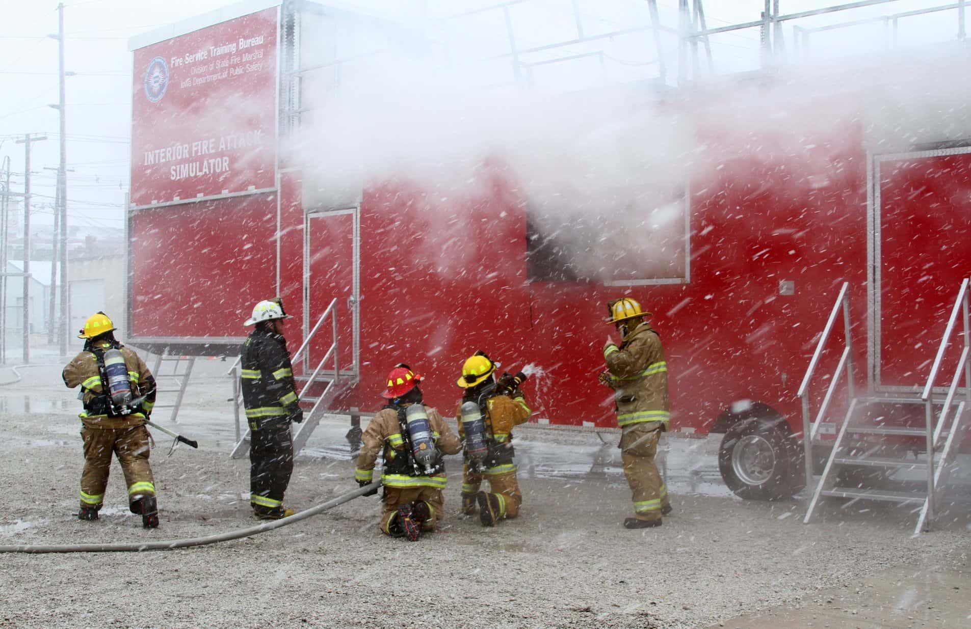 Stuart Fire Department Taking Advantage of Training