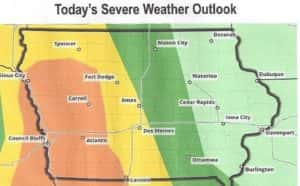 Severe Weather Map 6_11
