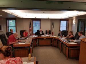 Adel City Council 7-10