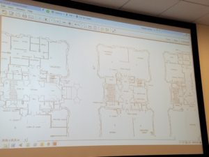 The current Dallas County Courthouse floor plan