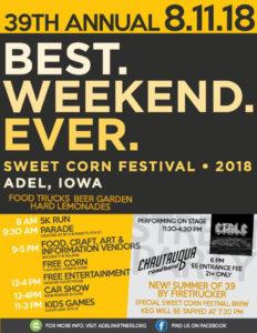 Sweet Corn 2018