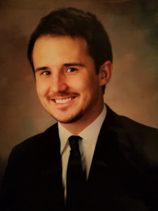 Dr. Andrew Keiner. Photo courtesy of Greene Co Medical Center