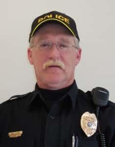 Jefferson Police Chief Mark Clouse