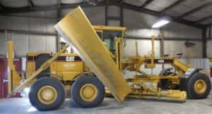 Maintainer at Greene Co Secondary Roads Shop