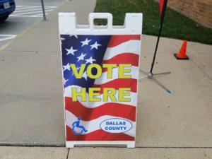 Dallas Vote
