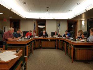 Adel City Council 8-14