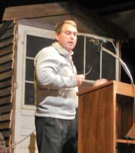 Tim Christensen - Greene County Schools Superintendent