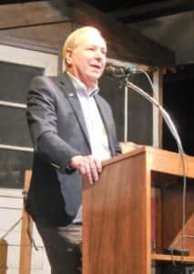 Rob Denson - President of DMACC