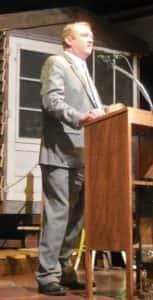 Dan Kinney - President of ICCC