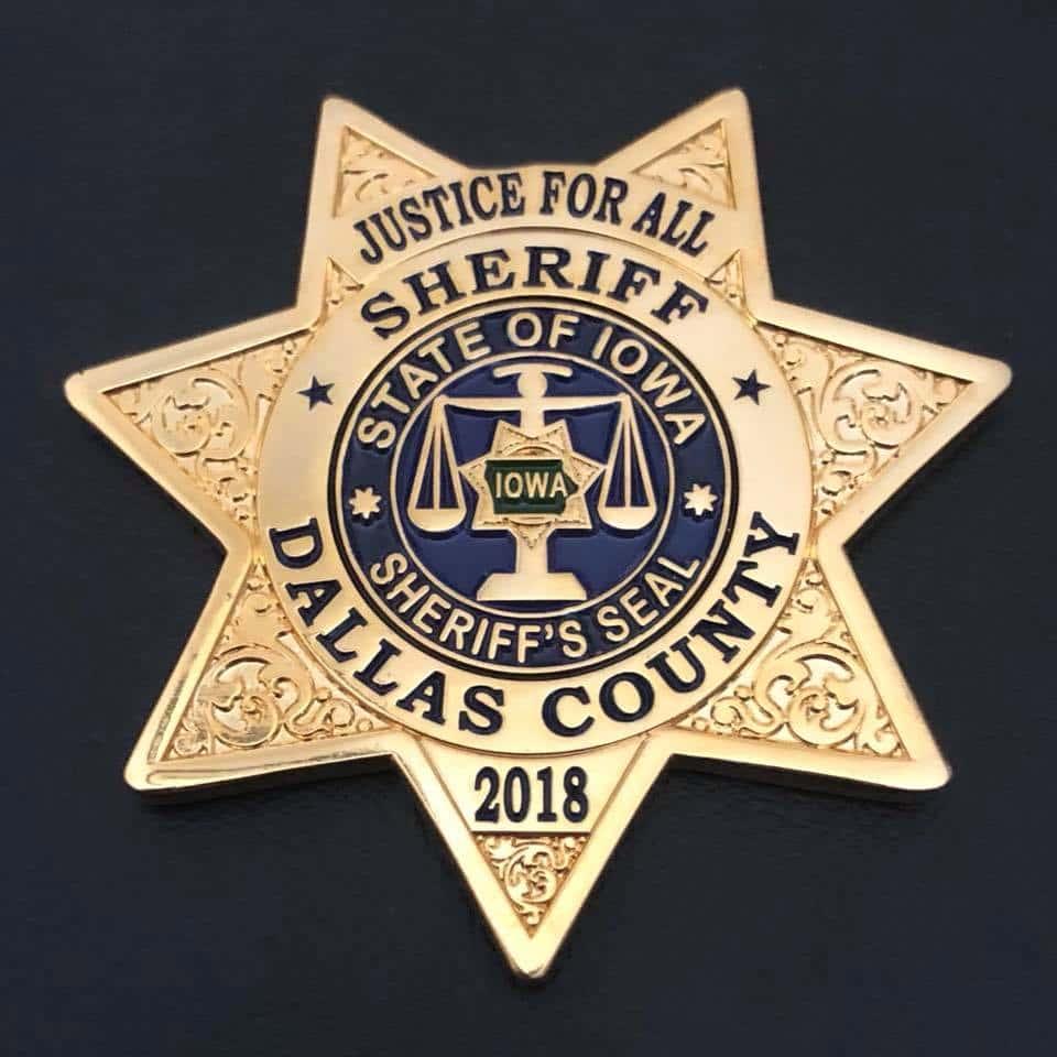 Dallas County Sheriff's Report, February 5, 2019   Raccoon