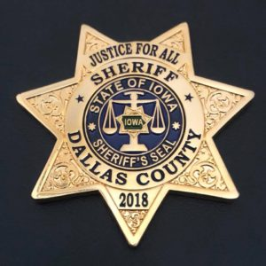 Dallas County Sheriff's Report, May 23, 2019 | Raccoon Valley Radio